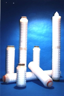 Membrane Filter works on air and gases.