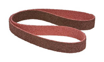 Surface Conditioning Belts suit wet or dry applications.