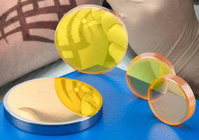 Discs, Couplers, and Mirrors suit medical ND:Yag lasers.