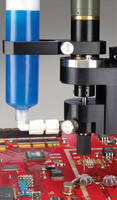 Feed Screw with 32 Pitch serves microdot dispensing applications.