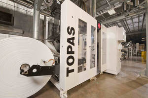 Packwell, Inc. Invests in 2nd TOPAS from W&H Bagging Powdered PVC Using FFS Technology