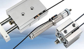 Magnetic Field Cylinder Sensors serve industrial automation.