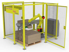 Robotic Palletizer can be employed by various industries.