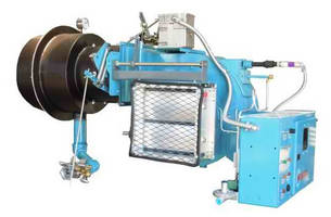 Webster Engineering - 100HP High Efficiency Burner (JBS2)