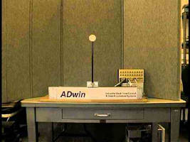 Automated Pendulum Demo Shows ADwin's Microsecond Response Time