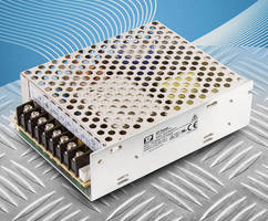 Industrial Power Supplies serve battery-backed applications.