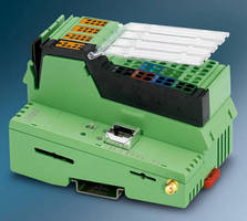 Compact Controllers offer expandable memory, Modbus TCP support.