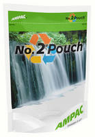 Stand-Up Pouch can be recycled with retail shopping bags.