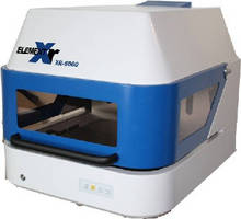 XRF Analyzer measures range of coating thicknesses.