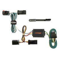 Del City Supplies Curt(TM) T-connector Wire Harnesses for Easy Installation