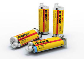 Tough, Durable Loctite® Structural Adhesives Bond Any Size LCM