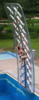 Wilke Enginuity Is Making Parts for Swimming Pool Climbing Walls