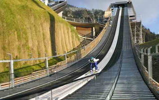 2012 Four Hills Tournament on ALOSLIDE® ICE