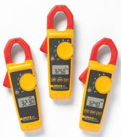 True-rms Clamp Meters produce noise-free measurements.