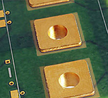 Printed Circuit Board suits thermal management applications.