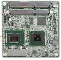 Type VI COM Express Module is designed on 95 x 95 mm platform.