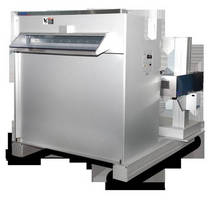 Sheeting and Cutting Equipment targets high-speed applications.