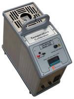 Portable Dry Block Calibrators have 10 to 350°C range.