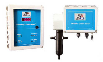 Streaming Current Meter controls water treatment processes.