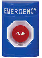 STI Offers a Push, Turn-to-Reset Emergency Push Button