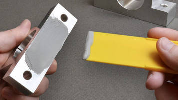 High-Strength Epoxy meets NASA low outgassing specifications.
