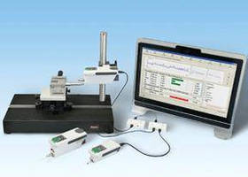 Surface Measuring System utilizes Bluetooth technology.