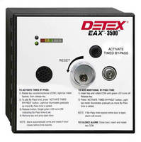 Detex Timed Bypass Exit Alarm Provides Constant Security