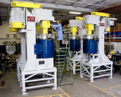 Union Process Builds Four QL-100 Attritors for Specialty Ink Manufacturer