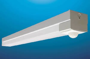 Motion Controlled Luminaire offers tangential reach up to 60 ft.