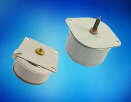 Permanent Magnet Synchronous Motors provide valve control.