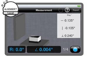 Alignment Supplies, Inc. Announces New Squareness App for ALiSENSOR(TM) LEVEL