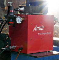 Air Carbon-Arc Gouging System delivers accuracy and safety.