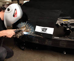 Weld Blankets protect surfaces from welding sparks, debris.