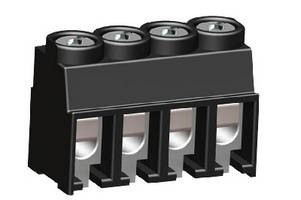 Surface Mount Terminal Blocks feature 3.5 mm pitch.