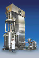 System for Efficient and Large-Scale Dispersion of Bulk Solids