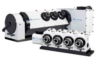 Hardinge Multi-Spindle Rotary Indexers will Optimize Spindle Utilization and Reduce Cycle Time