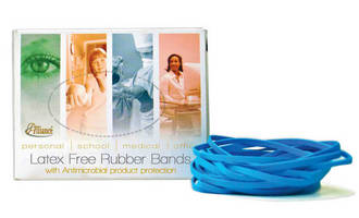 Alliance Rubber Company Antimicrobial Rubber Bands Reduce Risks Associated with Rising Bacteria