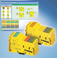 I/O Distribution Modules eliminate need for safety controller.