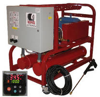Pressure Washer Temperature Control extends heating element life.