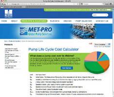 Pump Life Cycle Cost Calculator