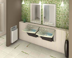 "Bradley Earns Design Award for Breakthrough ""All-in-One"" Concept Used with the New Advocate Lavatory System"