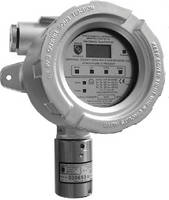 Sensor/Transmitter measures combustible gases.