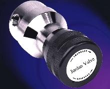 Low-Flow Regulator handles high pressures.