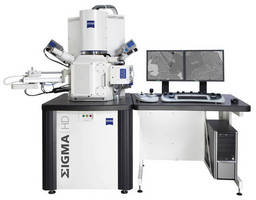 HD Imaging Microscope achieves resolutions down to 1 nm.
