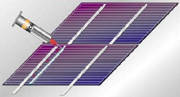 Conductive Adhesive targets CIGS solar modules.