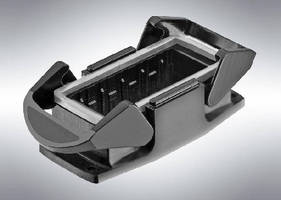 Connector Housings suit outdoor applications.