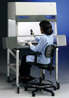 Filtered PCR Enclosures are suited for DNA sample analysis.