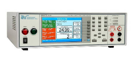 Electrical Safety Compliance Analyzers support 10,000 test steps.
