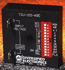 Binary-Switch Timer has broad range.