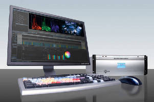 DI Workstation accelerates DCP remastering process.